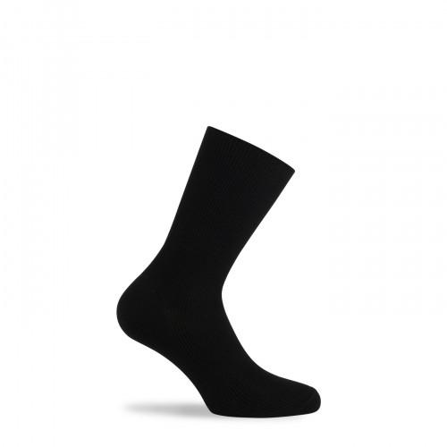 Chaussettes non comprimantes en coton
